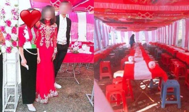 """Gia đình """"chết lặng"""" phát hiện cô dâu ôm tiền bỏ trốn ngay trước giờ cưới"""
