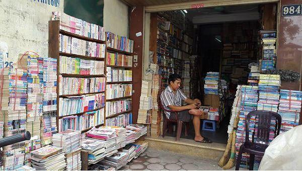 Đìu hiu nhà sách, người trẻ đọc gì?