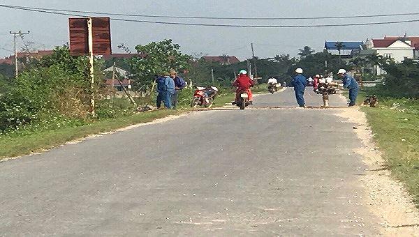 Thanh Hóa: Xe điện của Công ty Hưng Phong đã được cấp biển hợp lệ