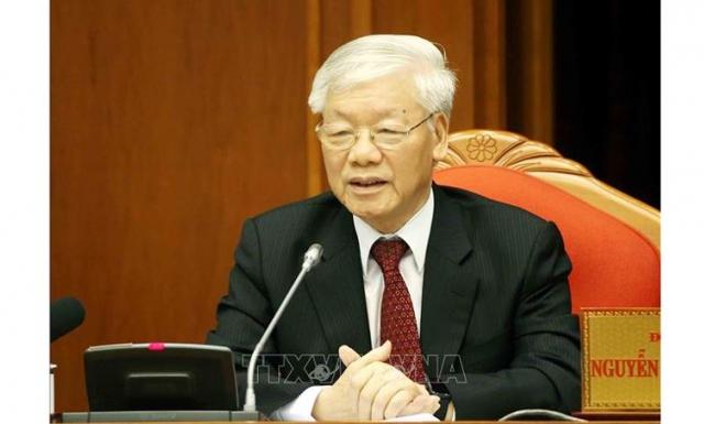 Tổng Bí thư, Chủ tịch nước: Phát hiện, giới thiệu những nhân tố mới cho Đại hội XIII của Đảng