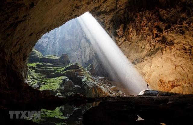 Những bí ẩn bất tận ở 'Vương quốc hang động' Quảng Bình