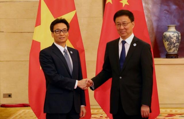 Việt Nam nêu rõ với Trung Quốc lập trường về vấn đề Biển Đông