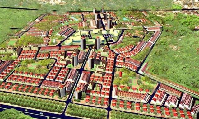 Vì sao đề nghị điều chỉnh quy hoạch dự án khu đô thị mới An Phú - An Khánh?