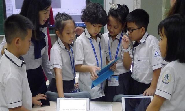 5 phòng học thông minh đầu tiên tại Việt Nam được đưa vào sử dụng
