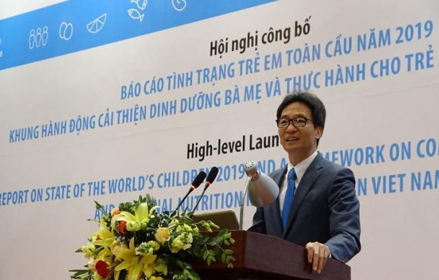 Phó Thủ tướng cảnh báo tình trạng ăn thiếu rau, thừa muối ở Việt Nam