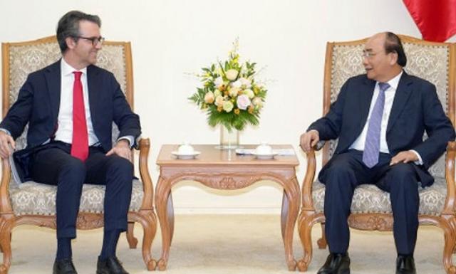 Hợp tác Việt Nam - EU ngày càng tốt đẹp