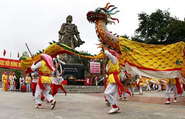 Lễ hội đầu xuân ở đất Hà thành không thể bỏ qua