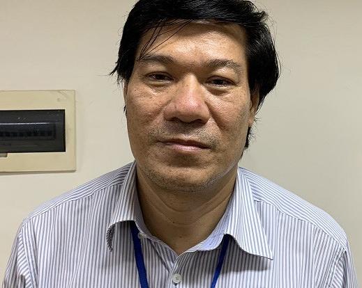 Trước khi bị bắt, Giám đốc CDC Hà Nội từng bị tố cáo nhiều sai phạm