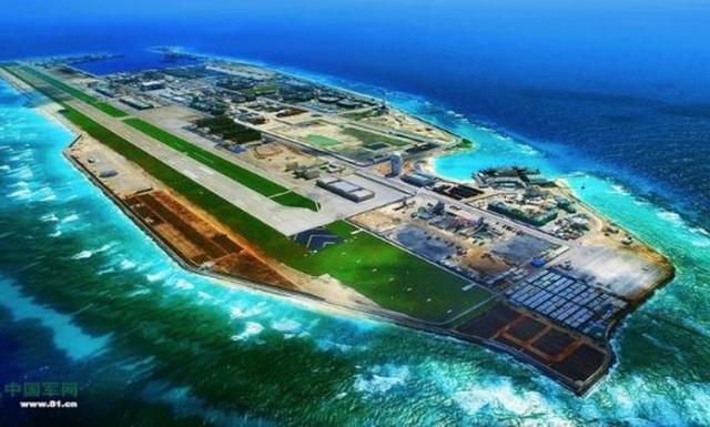 Việt Nam lên tiếng về thông tin máy bay Trung Quốc xuất hiện ở Đá Chữ Thập