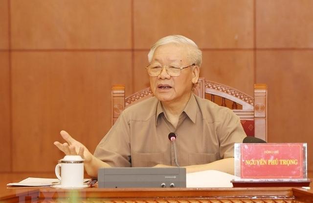 Tổng Bí thư đốc thúc điều tra vụ án Nhật Cường, gang thép Thái Nguyên