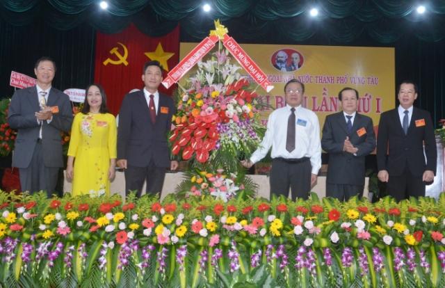 TP Vũng Tàu: Khai mạc Đại hội Đại biểu Đảng bộ Doanh nghiệp ngoài nhà nước