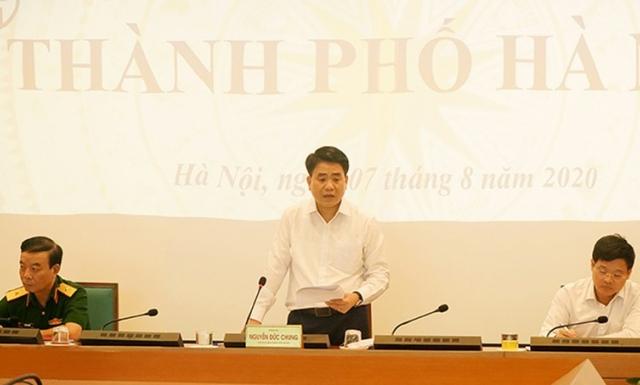 Đề xuất nâng mức cảnh báo nguy cơ đối với Hà Nội