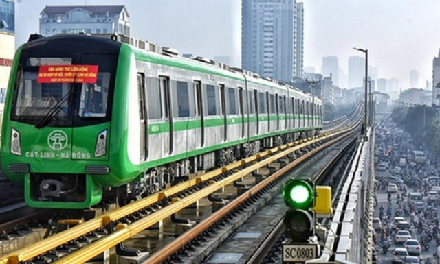 Hà Nội đề xuất chi hơn 65.000 tỷ xây tuyến Metro Văn Cao - Hòa Lạc