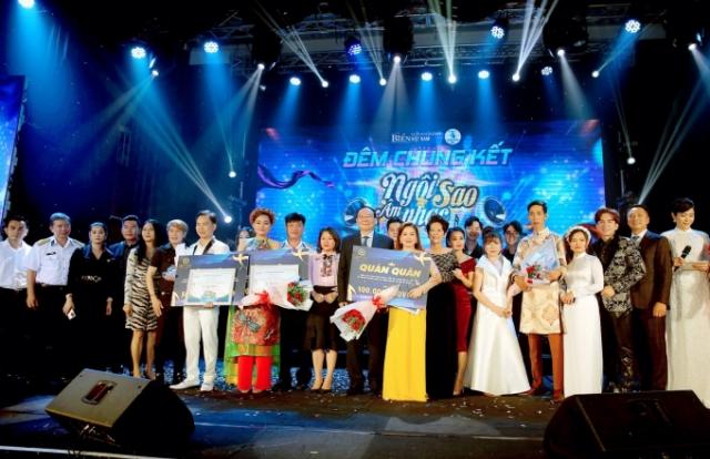 """Ca sĩ Thái Hoàng: """"Ngôi sao âm nhạc mùa đầu tiên - một năm đầy khó khăn nhưng chúng tôi đã tổ chức thành công"""""""