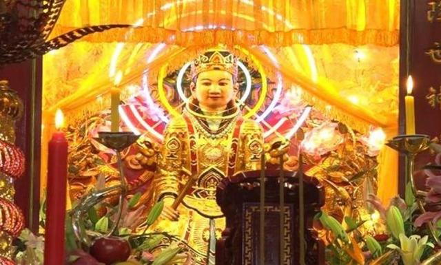 Đặc sắc lễ hội Am Chúa gắn liền với thờ mẫu Thiên Y A Na