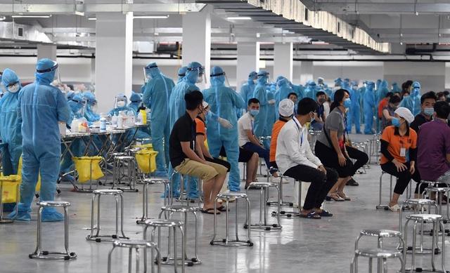 Trưa 18/5, Việt Nam ghi nhận thêm 86 ca nhiễm Covid-19