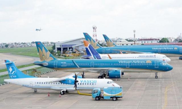 Doanh nghiệp hàng không xoay xở vượt khó