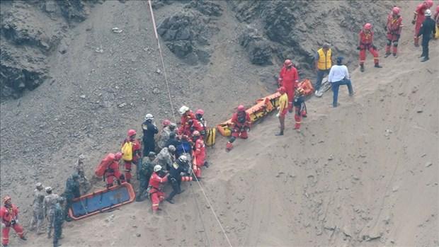 Ít nhất 27 người thiệt mạng sau tai nạn nghiêm trọng tại Peru