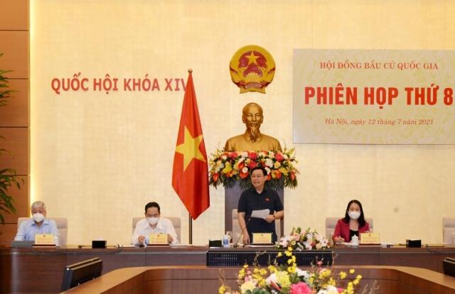 Quốc hội sẽ kiện toàn 50 nhân sự cấp cao