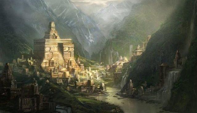 """Huyền tích về Vương quốc cổ dưới lòng đất Shambhala- nơi """"Chúa tể của thế giới"""" sẽ xuất hiện"""