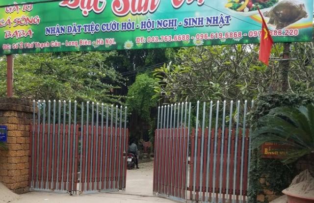 Chính quyền quận Long Biên cần vào cuộc xử lý vụ kiện tụng giữa Công ty Dũng Lê và Công ty Bách Giai