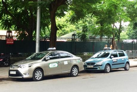 'Đồng phục' taxi: Doanh nghiệp lo mất thương hiệu