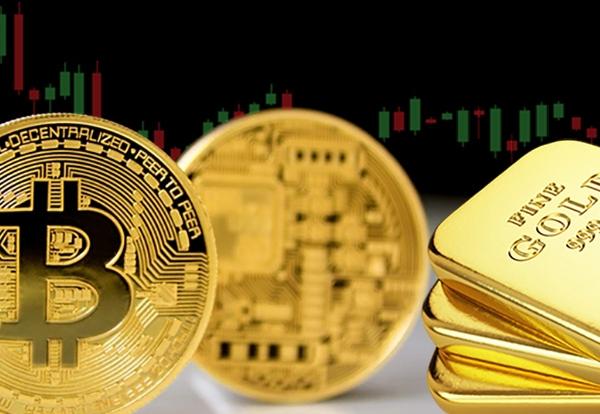 Kinh tế 24h: Giá vàng, giá Bitcoin đồng loạt tăng
