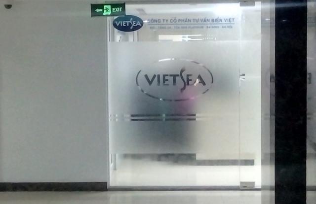 """Công ty Biển Việt nợ 2 tỷ đồng tiền thuế, bị Cục thuế Hà Nội đưa vào danh sách """"đen"""""""
