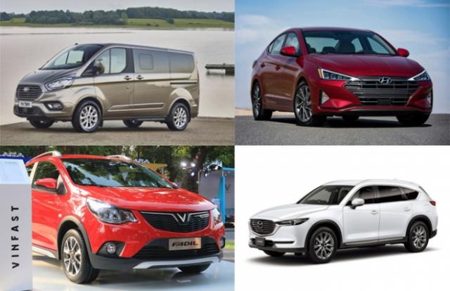Những mẫu ô tô mới sẽ xuất hiện tại Việt Nam trong năm 2019
