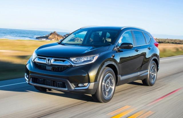 CR-V bất ngờ nổ túi khí, Honda triệu hồi 137.000 xe trên toàn cầu