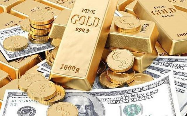 Giá vàng hôm nay 23/9: Tăng nóng vì đồng USD lao dốc