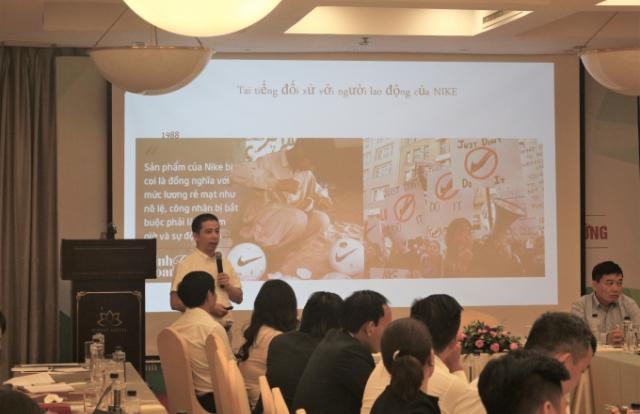 """Báo Pháp luật Việt Nam tổ chức Tọa đàm """"Đạo đức kinh doanh: Nền tảng để doanh nghiệp phát triển bền vững"""""""