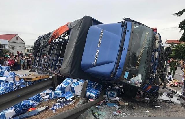 25 người chết vì tai nạn ngày đầu kỳ nghỉ lễ 2/9