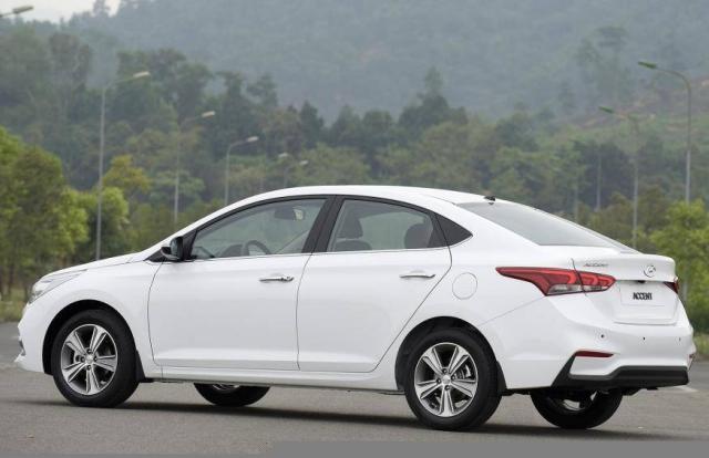 Mẫu xe HOT Hyundai Accent giúp TC MOTOR tiếp tục thăng hoa