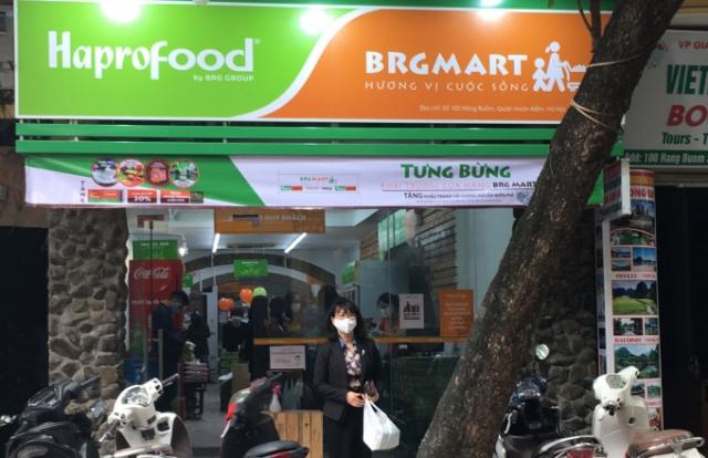 Tập đoàn BRG mở thêm 9 cửa hàng bán lẻ, triển khai ứng dụng trực tuyến BRG Shopping