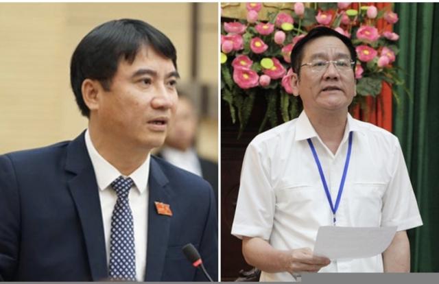 """Chủ tịch và PCT quận Thanh Xuân phải """"rút kinh nghiệm"""" vì công trình 28 Tô Vĩnh Diện xây dựng trái phép!"""