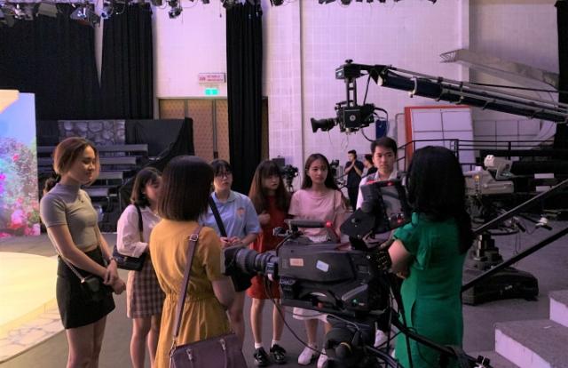 Đưa thực tiễn lên giảng đường, Khoa Truyền thông đa phương tiện khiến sinh viên yêu nghề