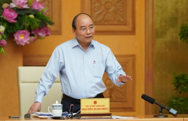 Thủ tướng Chính phủ chủ trì cuộc họp Ban chỉ đạo điều hành giá