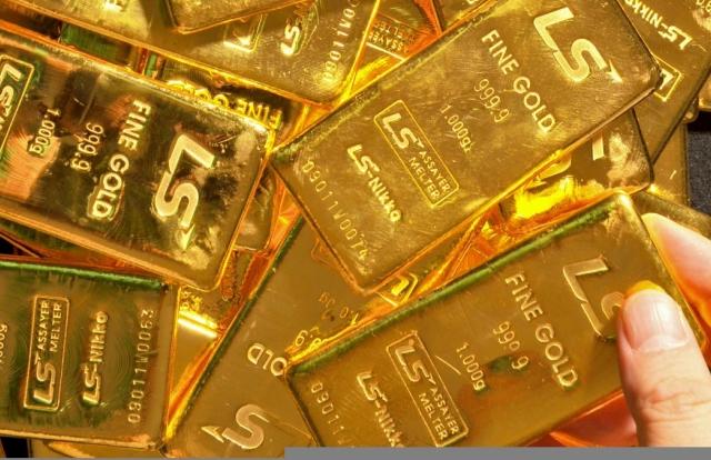 Giá vàng hôm nay 18/5: Giá vàng chạm ngưỡng cao nhất 3 tháng