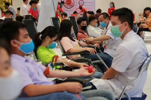 Bắc Giang: Hiến máu tình nguyện trong tình hình mới của dịch bệnh Covid-19