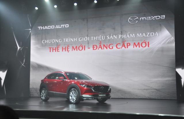 """THACO AUTO giới thiệu sản phẩm MAZDA """" Thế hệ mới – Sản phẩm mới"""""""