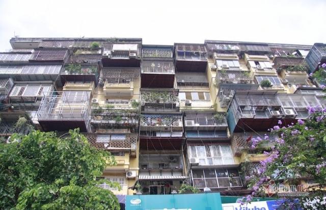 Hà Nội sắp cải tạo 3 khu chung cư cũ toạ lạc trên 'đất vàng' trung tâm