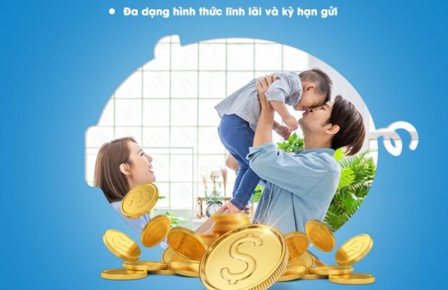 """Ngân hàng SCB triển khai sản phẩm mới """"Tiết kiệm Phát Lộc Tài"""""""
