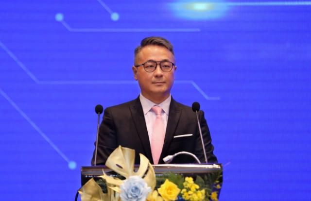Ông Chen Yi-Chung giữ cương vị quyền Tổng Giám đốc ngân hàng SCB