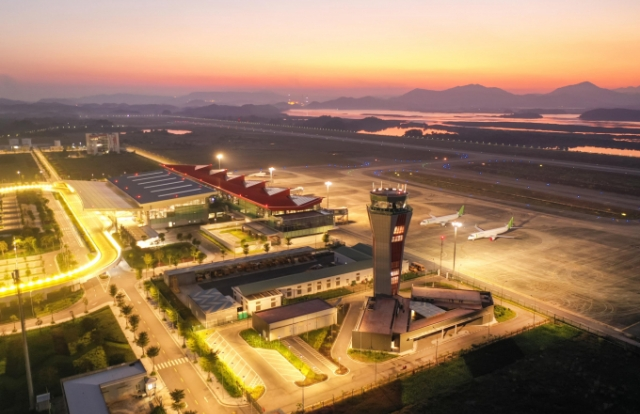 """""""Bảo bối"""" để Sân bay Vân Đồn luôn hút khách hàng"""