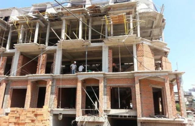 TP HCM: Trung bình 2 vụ vi phạm trật tự xây dựng mỗi ngày