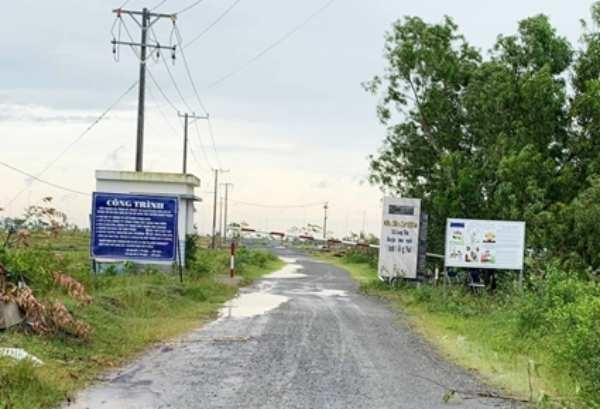 Đề nghị tạm ngưng giao dịch các tài khoản liên quan Công ty Free Land