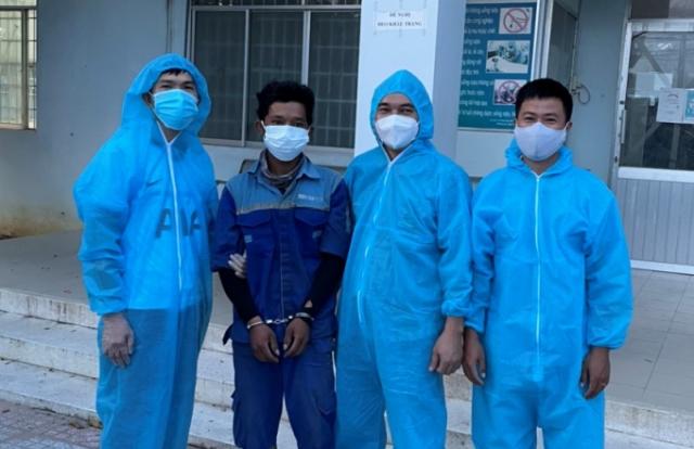 Đồng Nai: Bắt giữ 2 anh em ruột bị truy nã