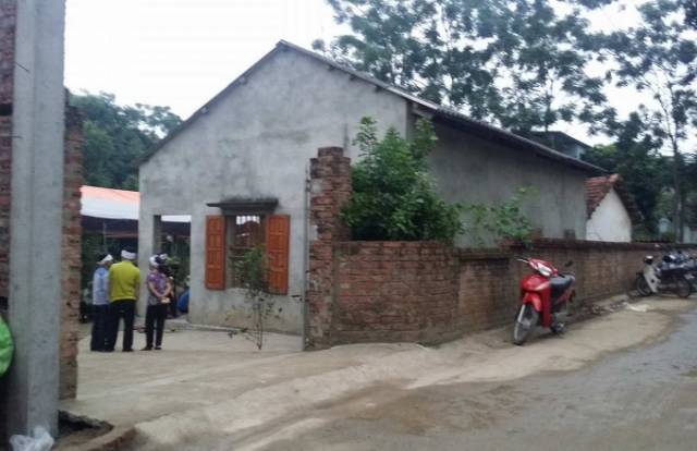 Phú Thọ: Bắt khẩn cấp nghịch tử giết cha vì bị mắng