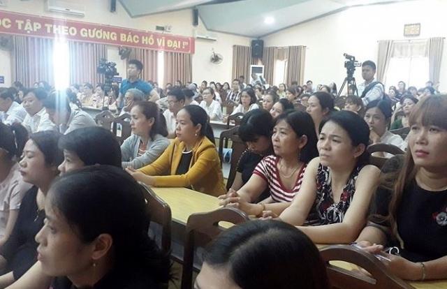 Chủ cơ sở mầm non bạo hành trẻ ở Đà Nẵng: 'Tôi sai rồi'!